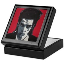 Nick Cave Acrylic Painting Keepsake Box