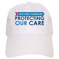Obamacare Moving Forward Baseball Cap