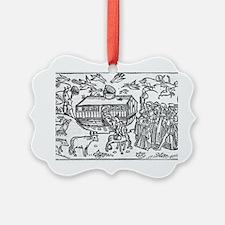 Noah's Ark, 16th-century bible Ornament