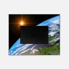 Earth, artwork Picture Frame