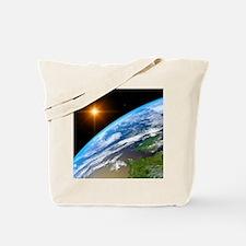 Earth, artwork Tote Bag