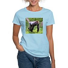 Silverback Women's Pink T-Shirt