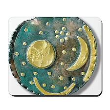 Nebra sky disk, Bronze Age Mousepad