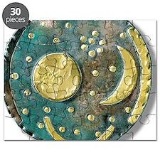 Nebra sky disk, Bronze Age Puzzle