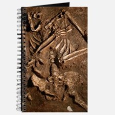 Neanderthal skeleton, Kebara Cave, Israel Journal