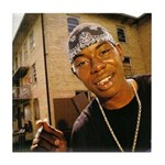 Soulja Slim Tile Coaster