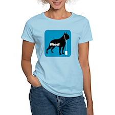 iWoof Boston Terrier T-Shirt