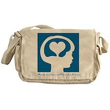 Conscious Discipline stacked logo -  Messenger Bag