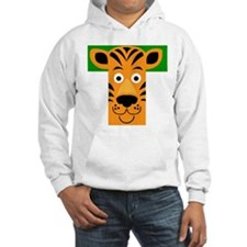 T is for Tiger Hoodie