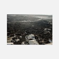 Sharora mudslide, Tajikistan, 198 Rectangle Magnet