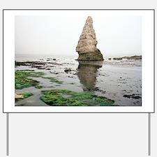 Sea stack Yard Sign