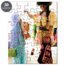 Dressing up Puzzle