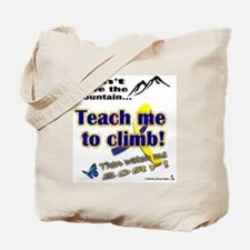 Teach me Tote Bag