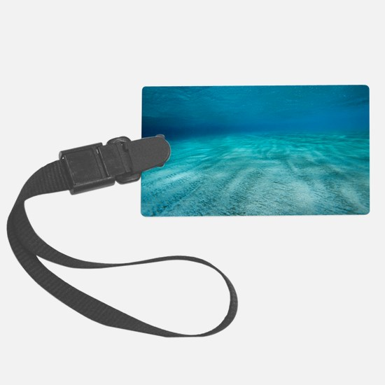 Seabed Luggage Tag