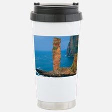 Sea stack Travel Mug