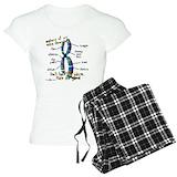 Down syndrome T-Shirt / Pajams Pants