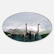 Sauropod dinosaurs Decal