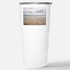 Sandy beach Stainless Steel Travel Mug