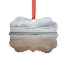 Sandy beach Ornament