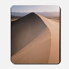 Sand dunes in Death Valley, California Mousepad