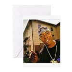 Soulja Slim Greeting Cards (Pk of 10)