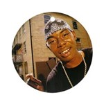 Soulja Slim Ornament (Round)