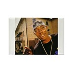 Soulja Slim Rectangle Magnet (10 pack)