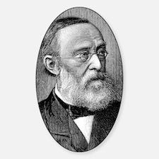 Rudolf Virchow, German pathologist Sticker (Oval)