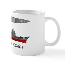 USS Shiloh CG-67 Mug