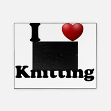 Knitting Picture Frame