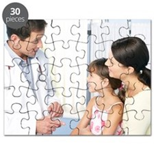 Doctor and child Puzzle