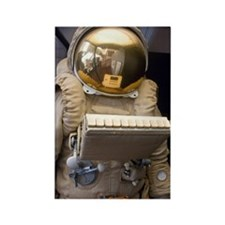 Russian Orlan spacesuit Rectangle Magnet