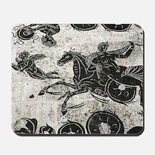 Roman mosaic, Ostia Antica Mousepad