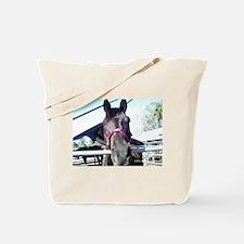 Take Foxy With You  Tote Bag