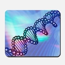 DNA strand, artwork Mousepad