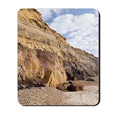 Rock fall Mousepad