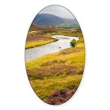 River Clunie, Scotland, UK Decal