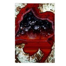 Rhyolitic geode Postcards (Package of 8)