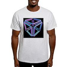 DNA cube, conceptual artwork T-Shirt