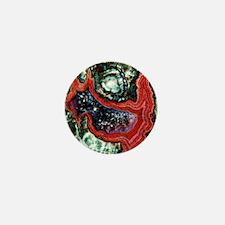 Rhyolitic geode Mini Button