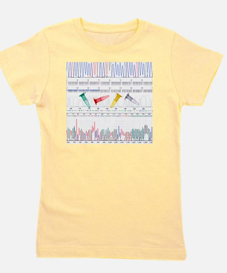 DNA analysis Girl's Tee