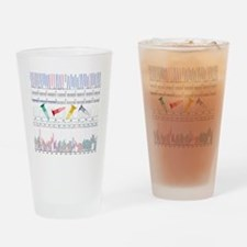 DNA analysis Drinking Glass