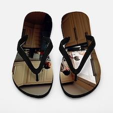 Residential geriatric care Flip Flops