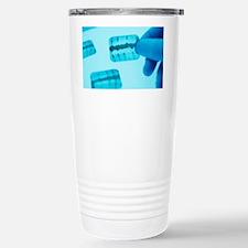 Dental X-rays Travel Mug