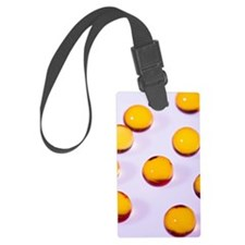 Dietary supplements Luggage Tag