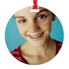 Dental braces Ornament