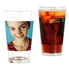 Dental braces Drinking Glass