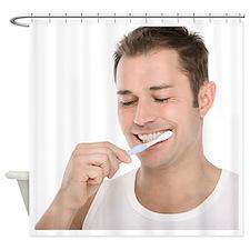 Dental hygiene Shower Curtain