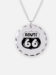 Festive Route 66 Necklace