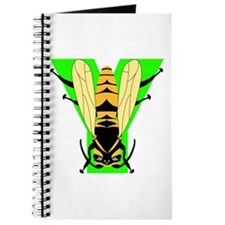 Y is for Yellow Jacket Journal